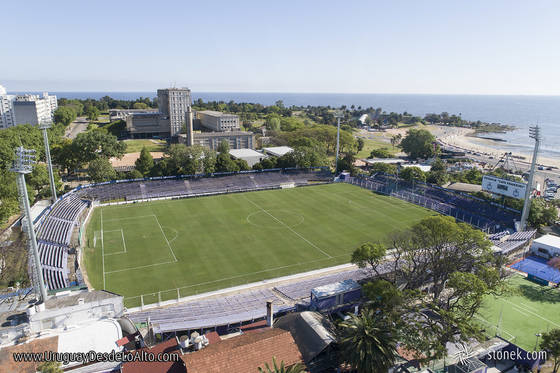 Estadio de Defensor Sporting Club en el Parque Rodó, Montevideo