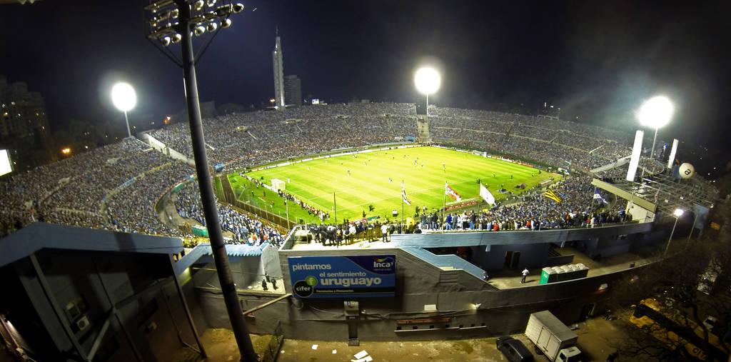 Último partido por las eliminatorias para el Mundial de fútbol de 2014