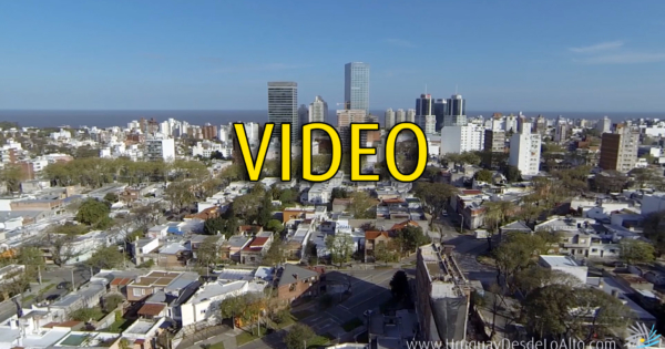 Barrio buceo montevideo uruguay desde lo alto for Mueblerias por calle rivera montevideo