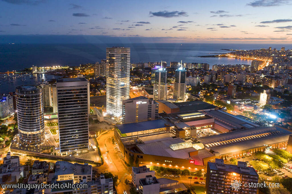 WTC Montevideo, Shopping Center, Zona Franca del Buceo